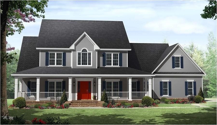 house plans wrap around porches