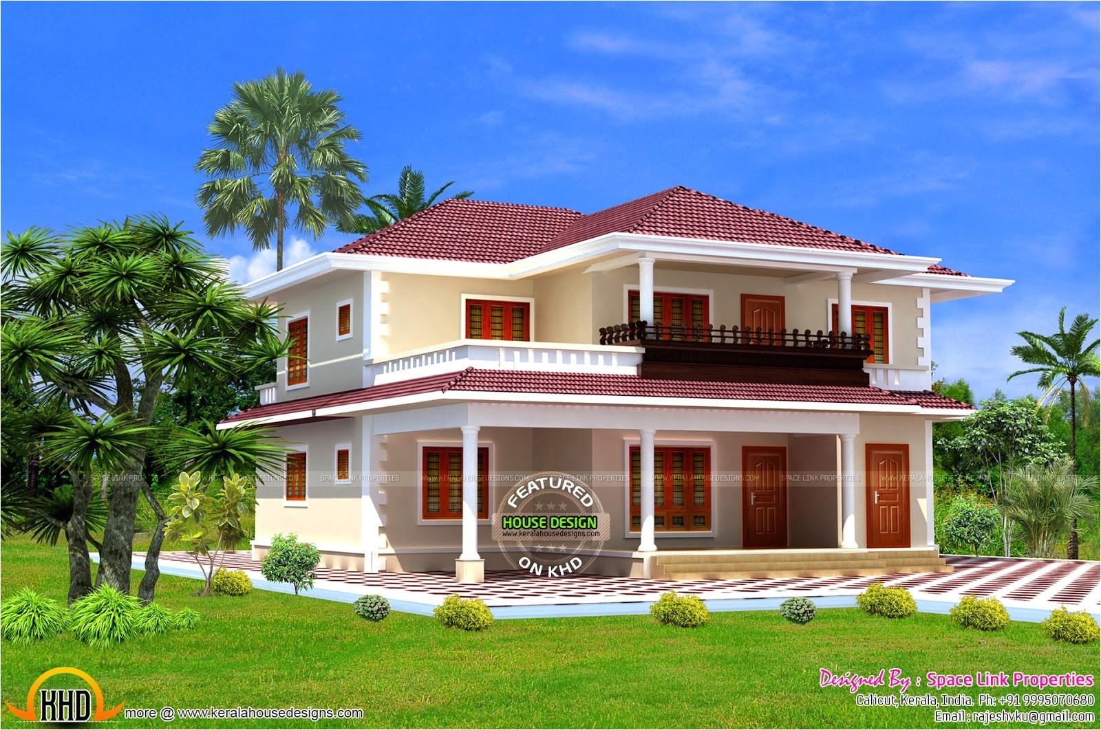 latest kerala house plans