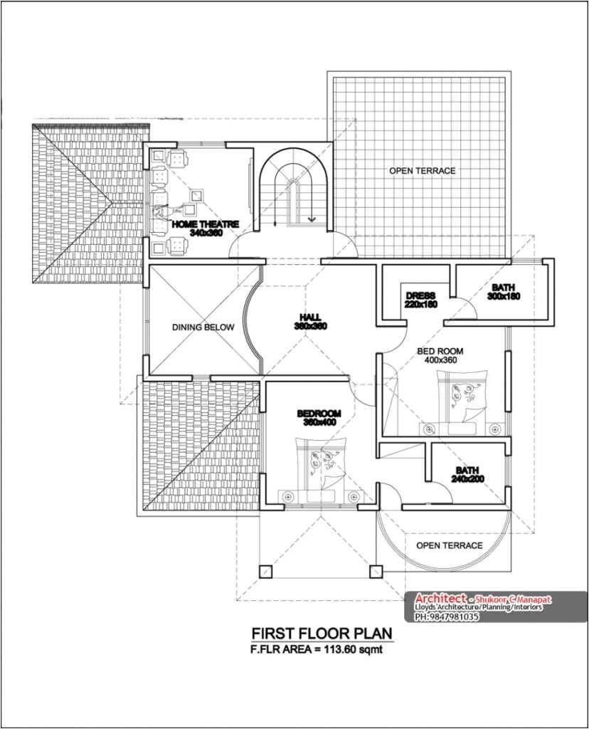 new model house plan in kerala arts throughout new kerala home plans