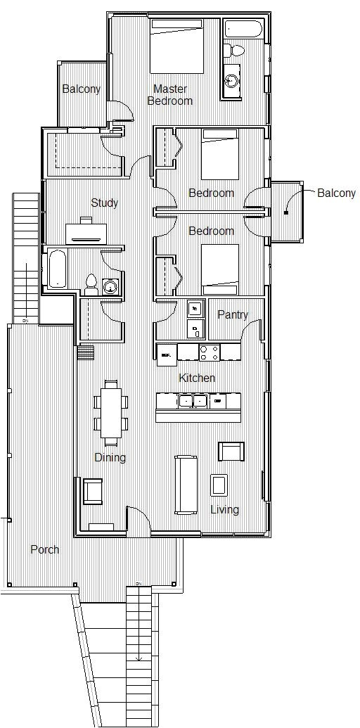 proposed raised house new orleans la