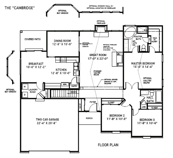 custom built homes floor plans
