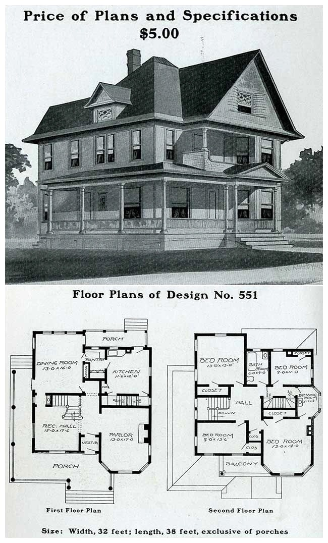 queen anne house plans fresh 300 best vintage home plans images on pinterest
