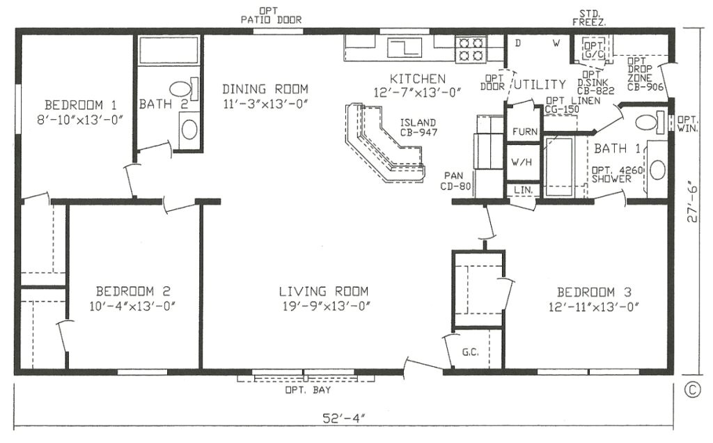 pinterest e2 80 a2 the worlds catalog of ideas in new new manufactured homes floor plans