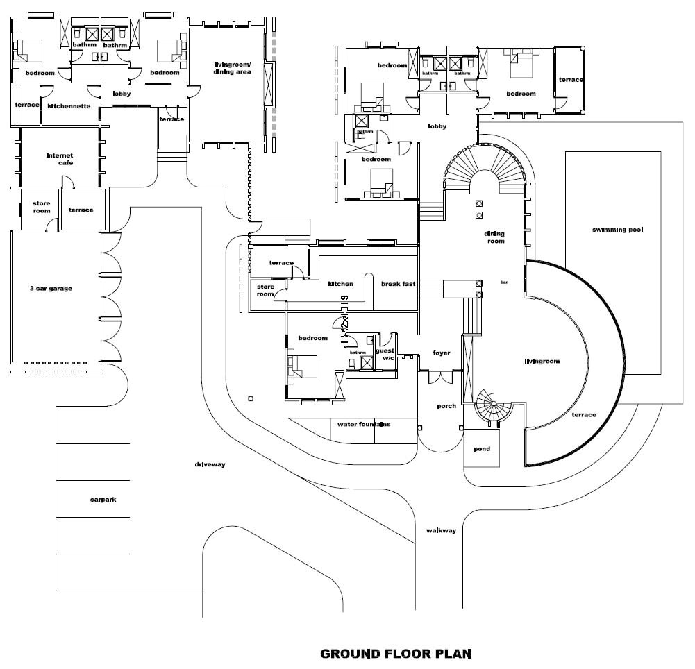 floor plans on new homes