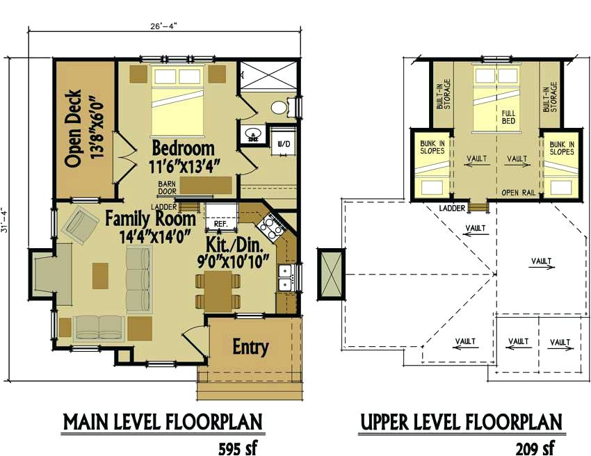 small cottage floor plans with porches 63f66