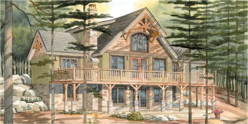 top 10 normerica custom timber frame home designs carleton