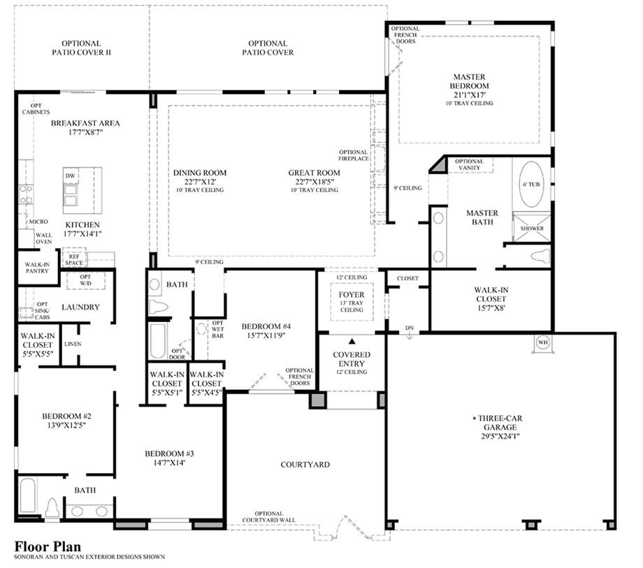 nv homes floor plans maryland