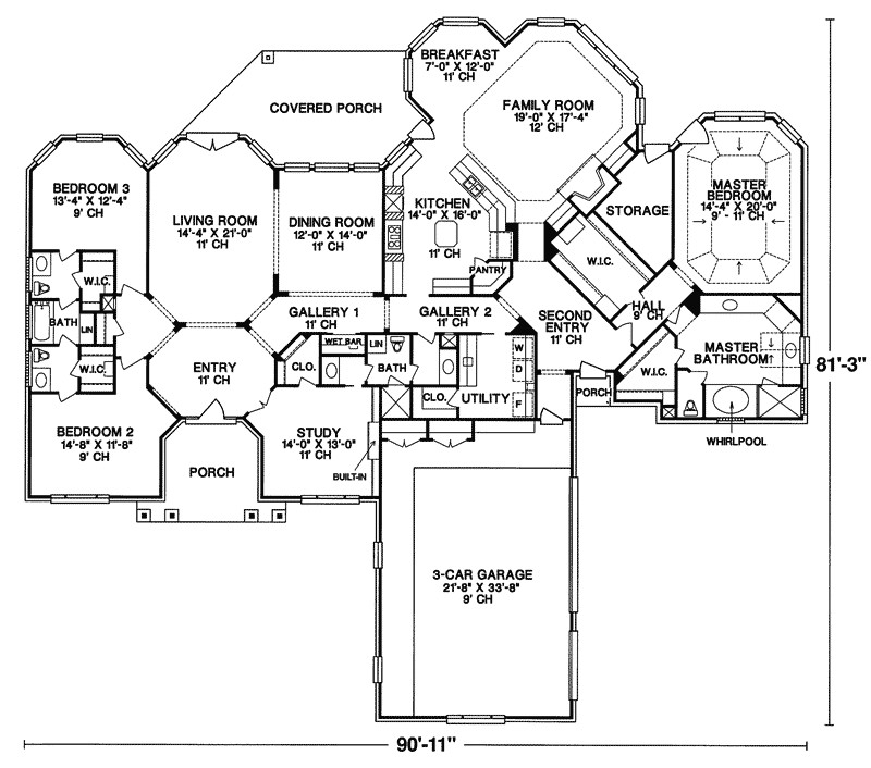 awesome luxury ranch home plans 1 luxury ranch house floor plans