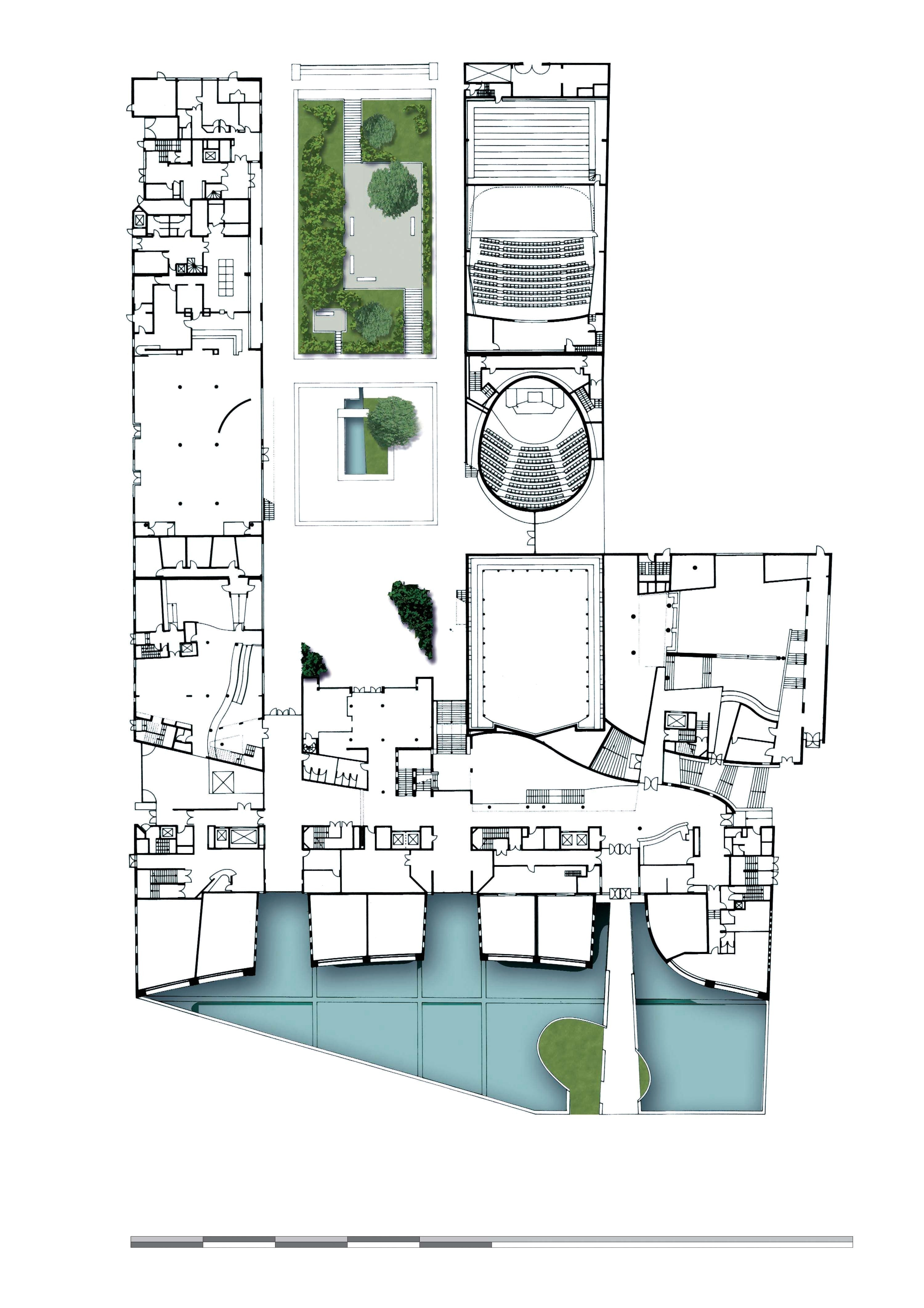 west wing floor plan obama
