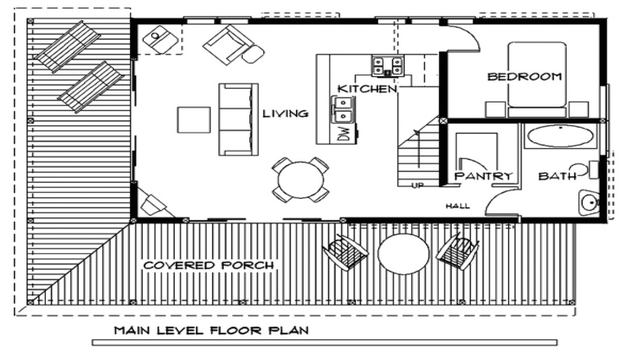 off grid cabin floor plans