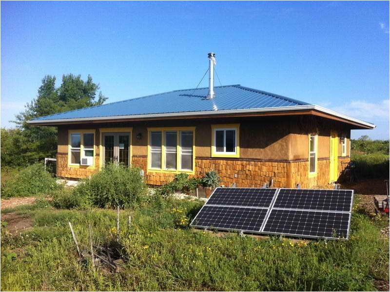 off the grid homes plans with solar cell