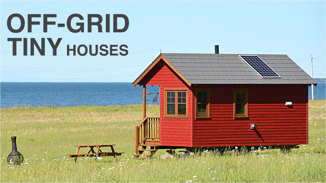 off the grid tiny house plans