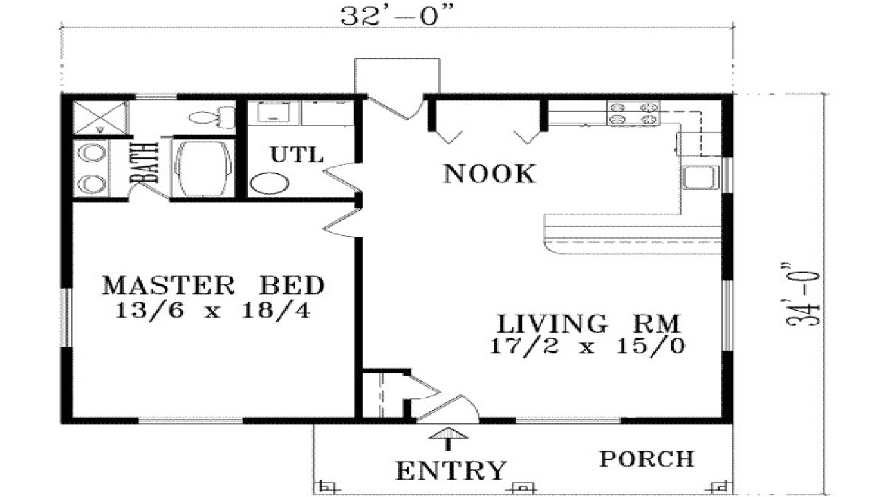 5fce8cc3bf876167 1 bedroom house plans with garage luxury 1 bedroom house plans