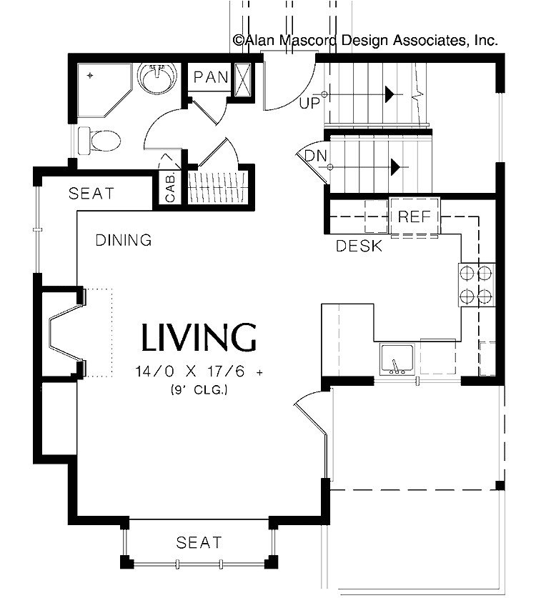 awesome one bedroom home plans 9 one bedroom house plans