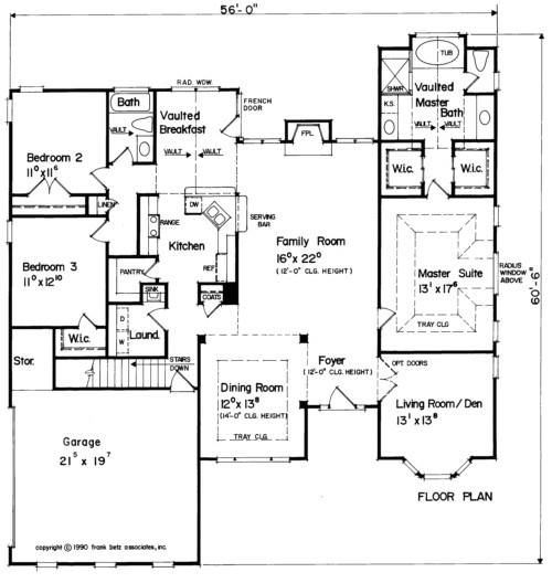impressive single story luxury house plans 6 modern one story house floor plans