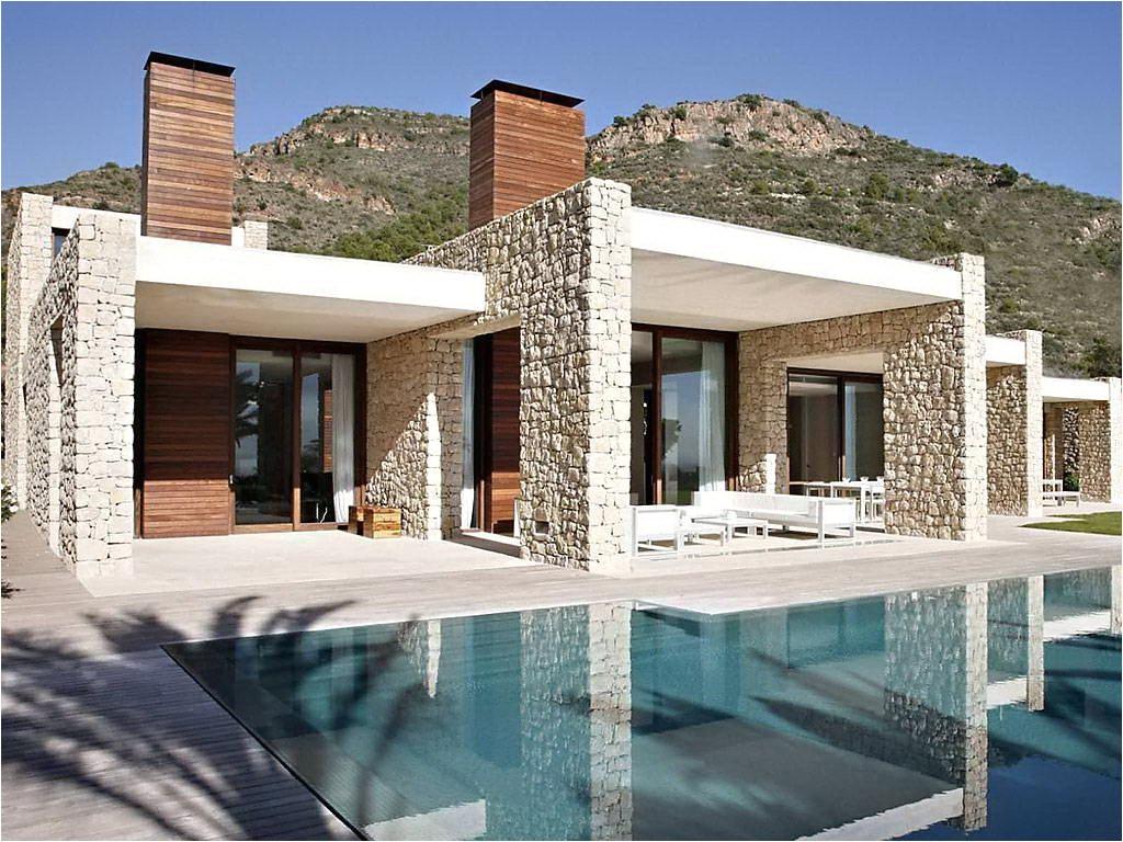 One Story Modern Home Plans Very Popular Modern Single Storey House Designs  Modern