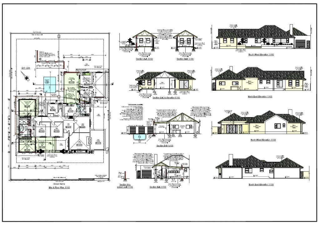 online house plans