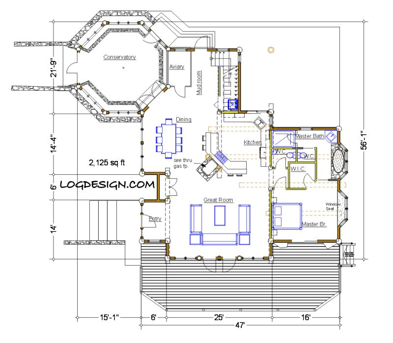 post and beam floor plans