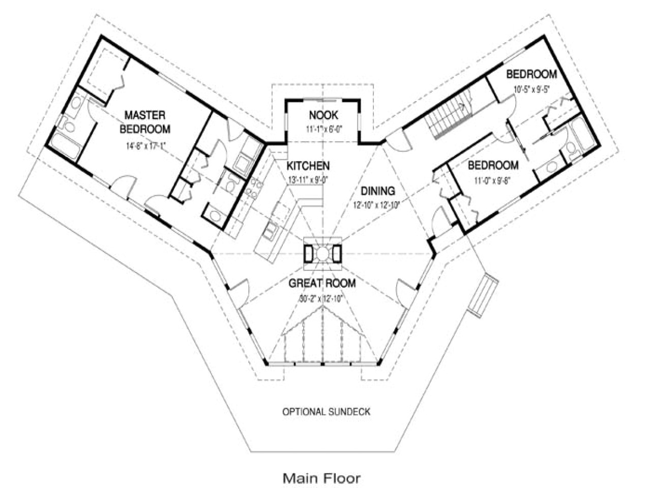 e84fa8f985b03de7 simple small open floor plans small open concept house floor plans
