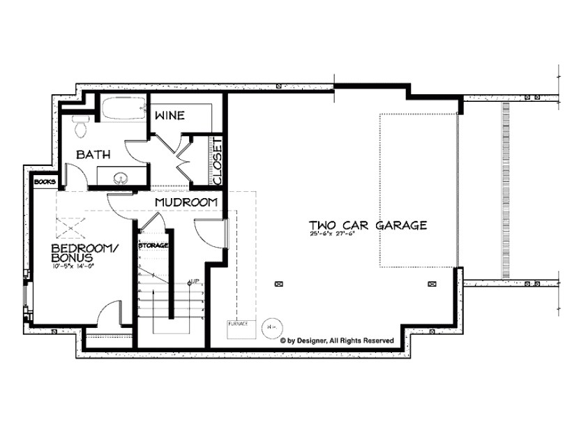 2 story house plans open concept