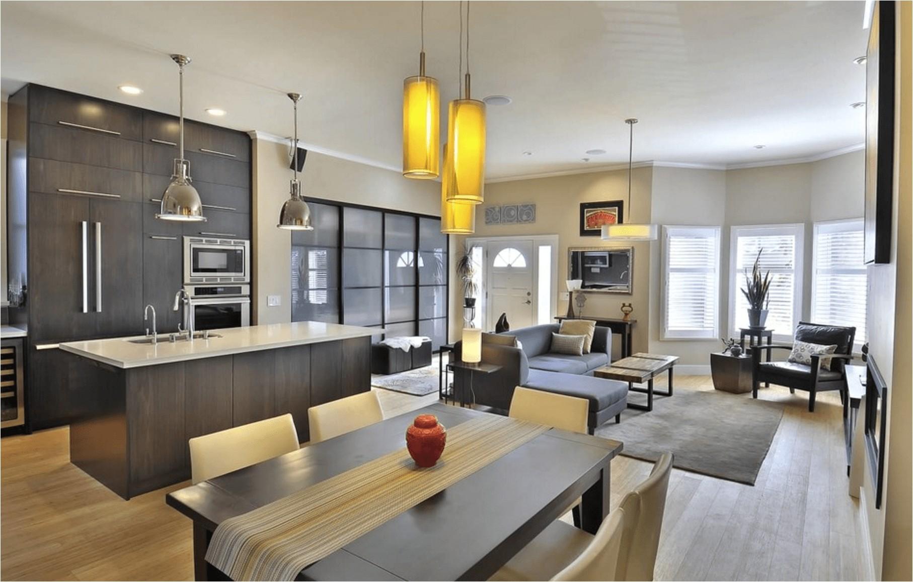 attractive open floor plan for home design ideas with open concept floor plans