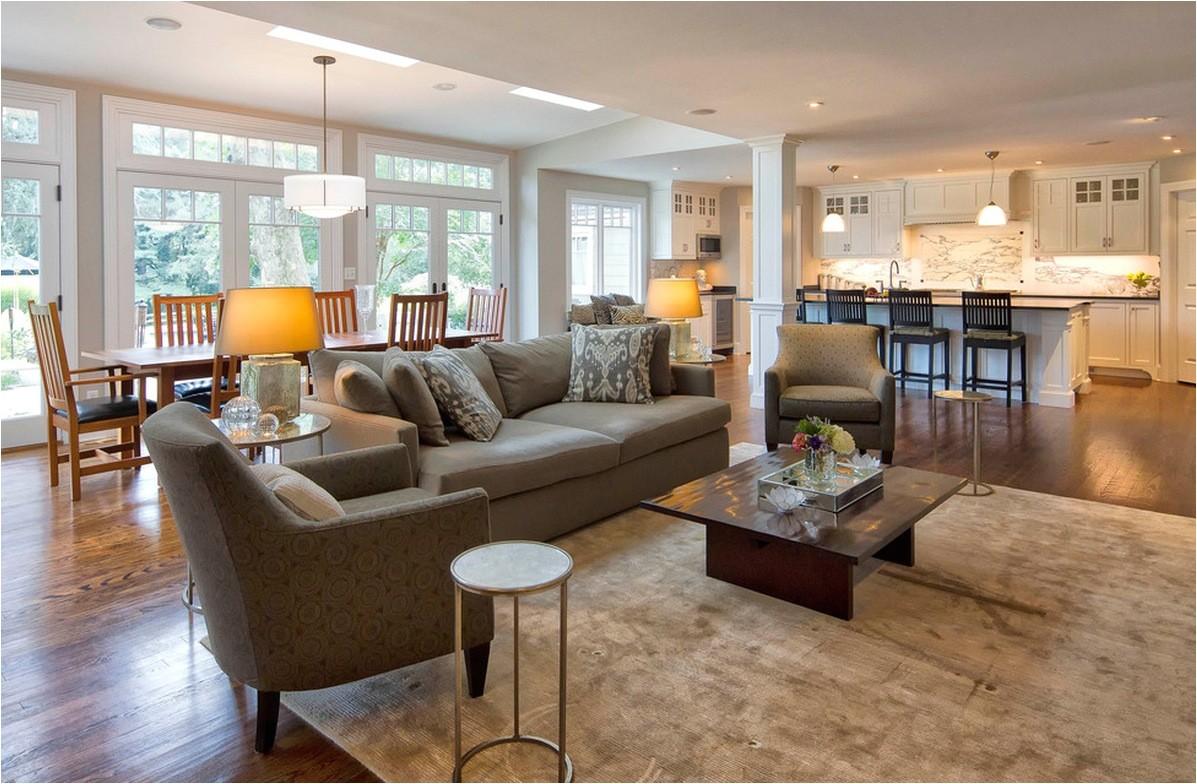 Open Floor Plan Home Ideas Tips Tricks Dazzling Open Floor Plan for Home Design