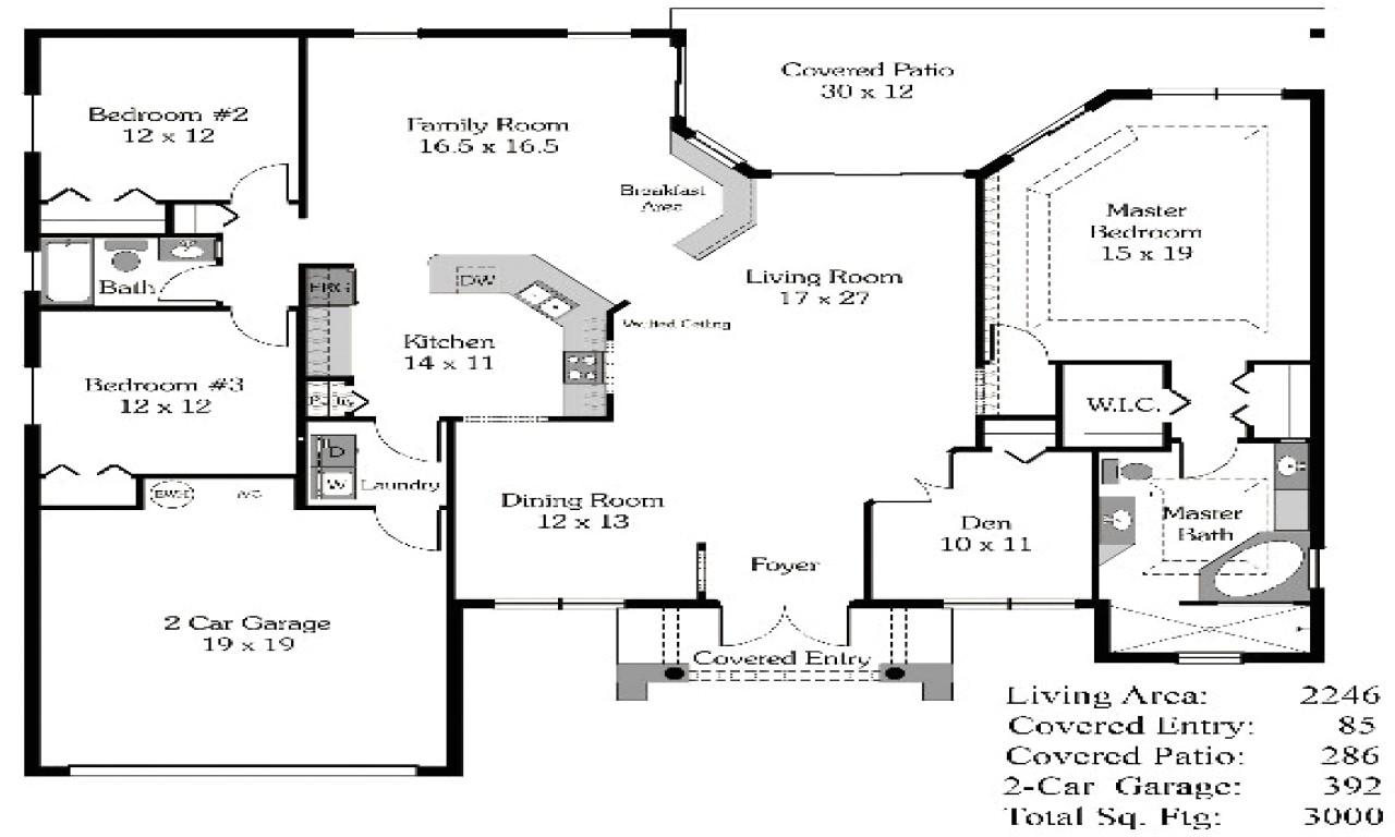 33ec2b9a73d131d8 4 bedroom house plans open floor plan 4 bedroom open house plans