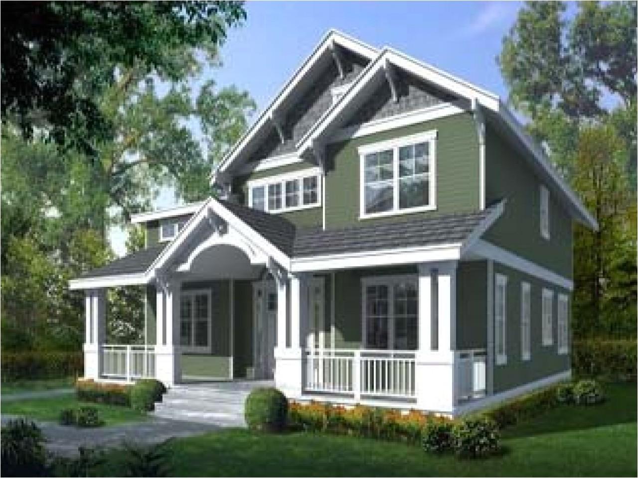 original craftsman house plans