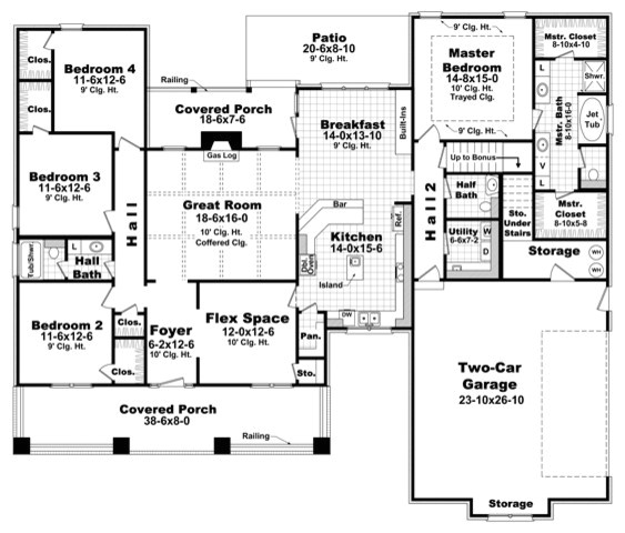 new orleans house plans traditional floor plan new orleans