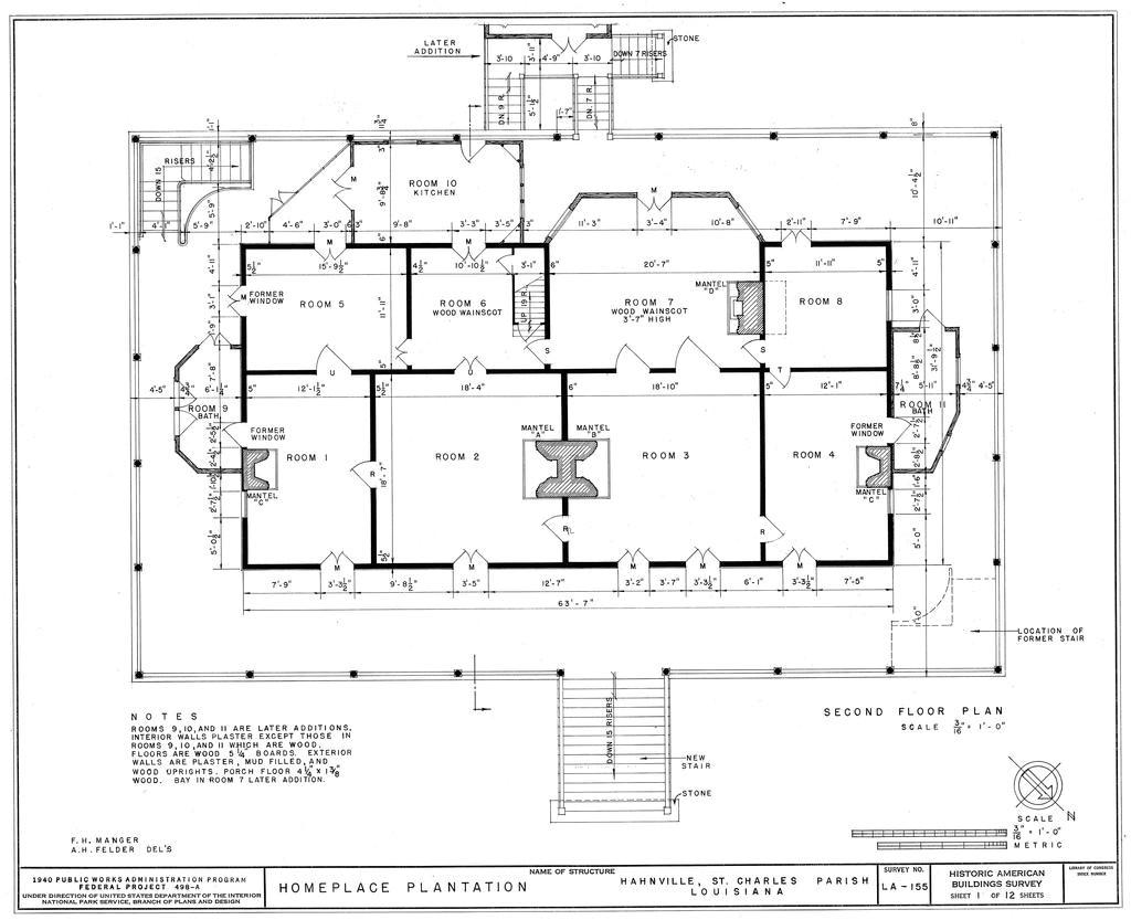 quarter house new orleans floor plans