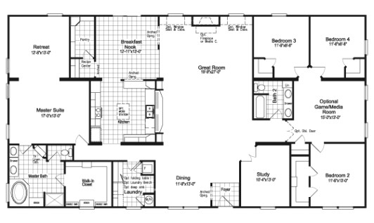 palm harbor modular homes floor plans or modular floor triple wide throughout palm harbor manufactured home floor plans