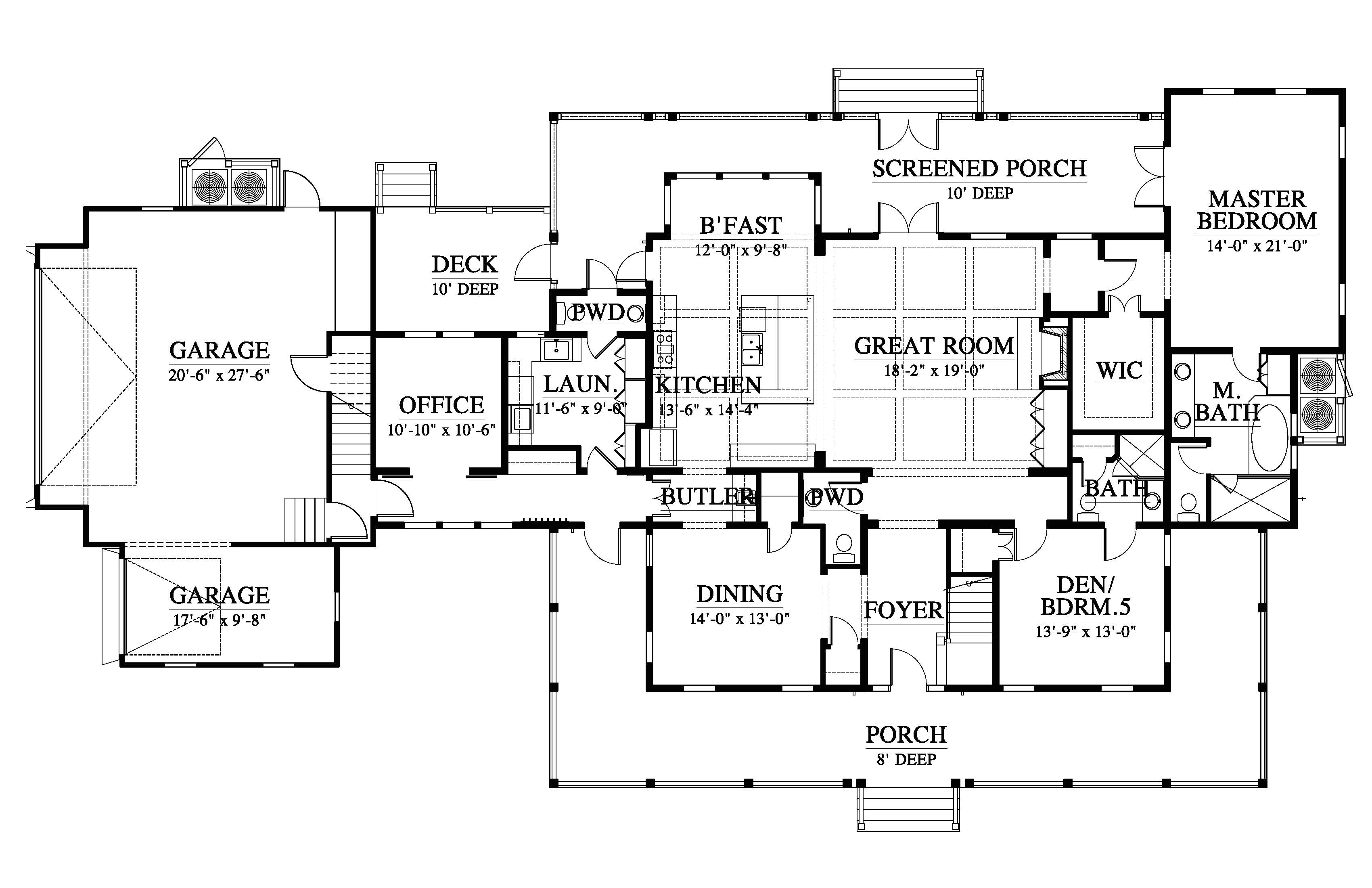 palmetto bluff house plans