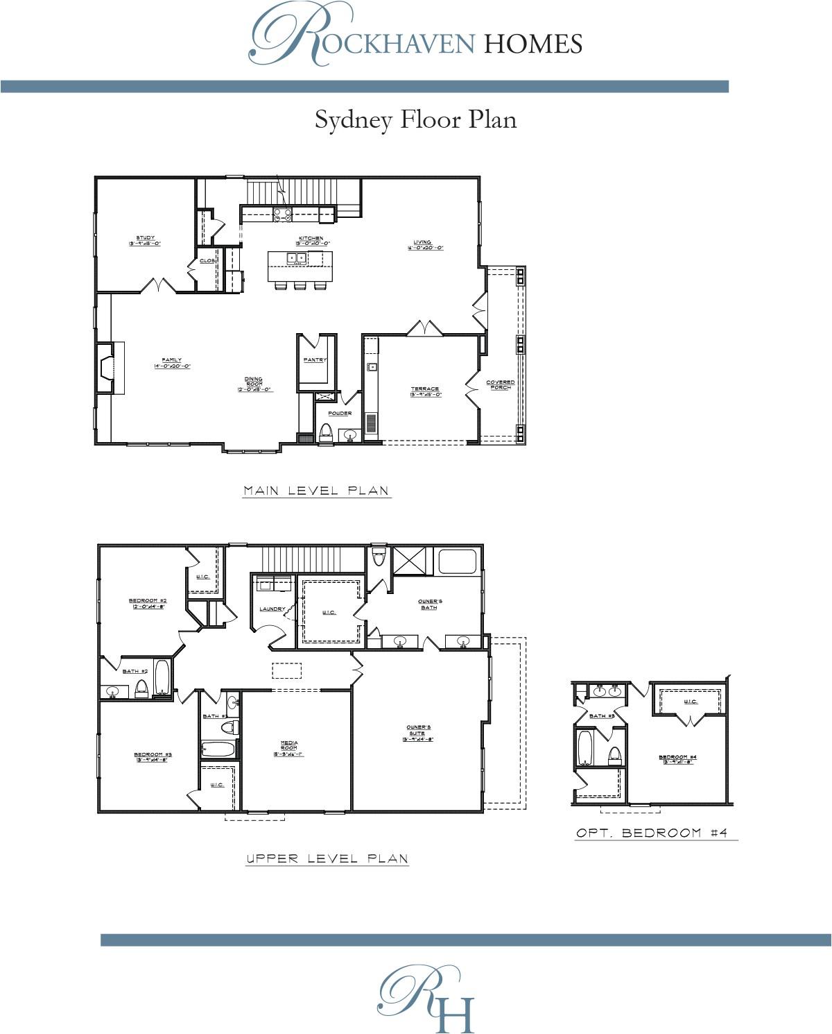 paran homes floor plans