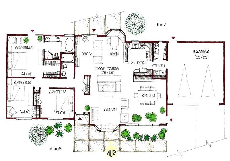 40x80 house plan free
