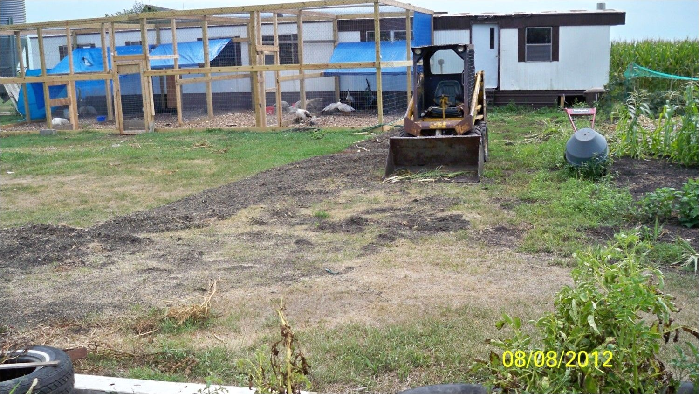 peafowl housing plans