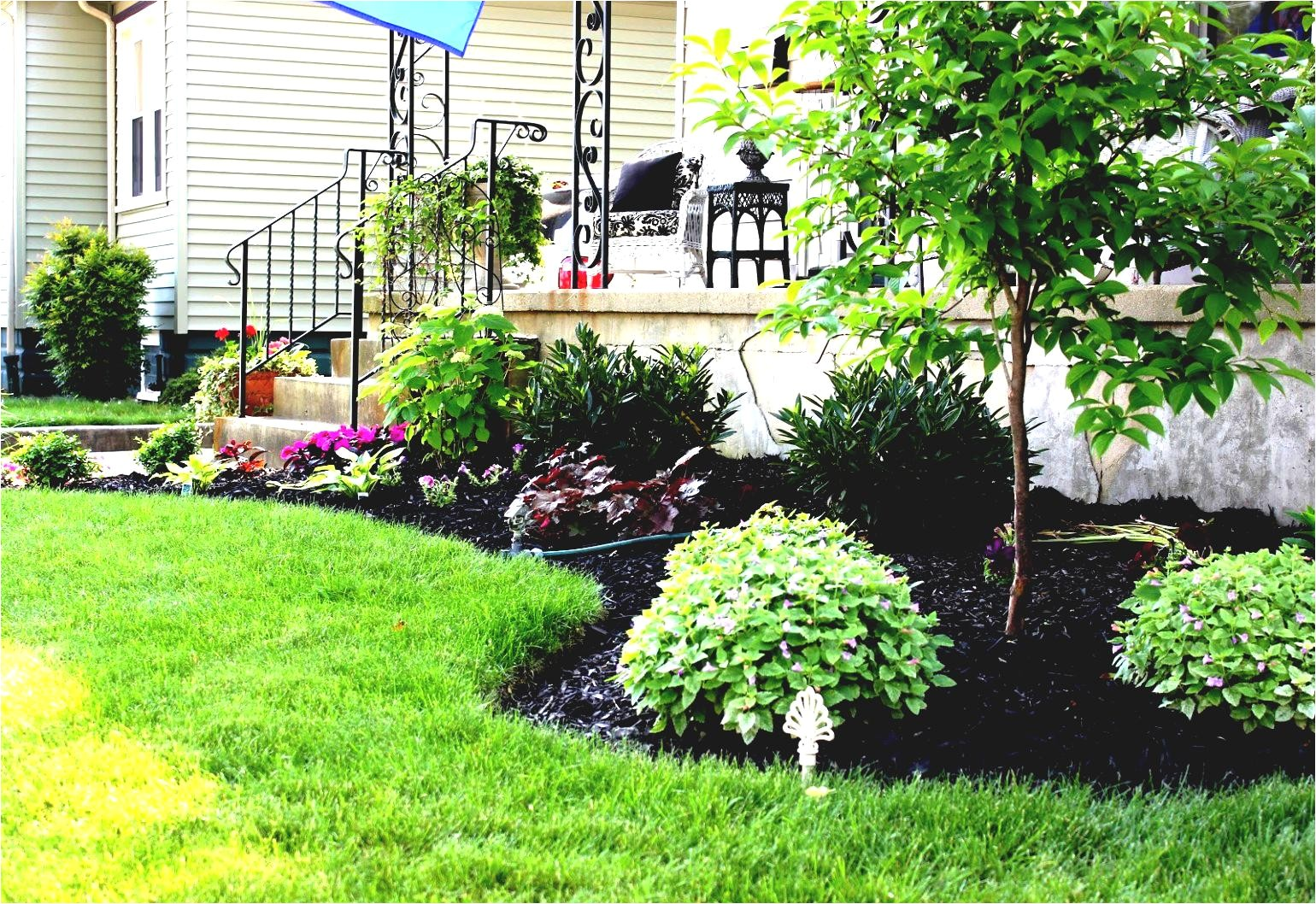 flower bed ideas for full sun pictures beautiful black and white 3