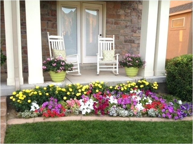 front yard flower bed ideas photo of a traditional front yard landscaping in front yard flower bed landscaping ideas