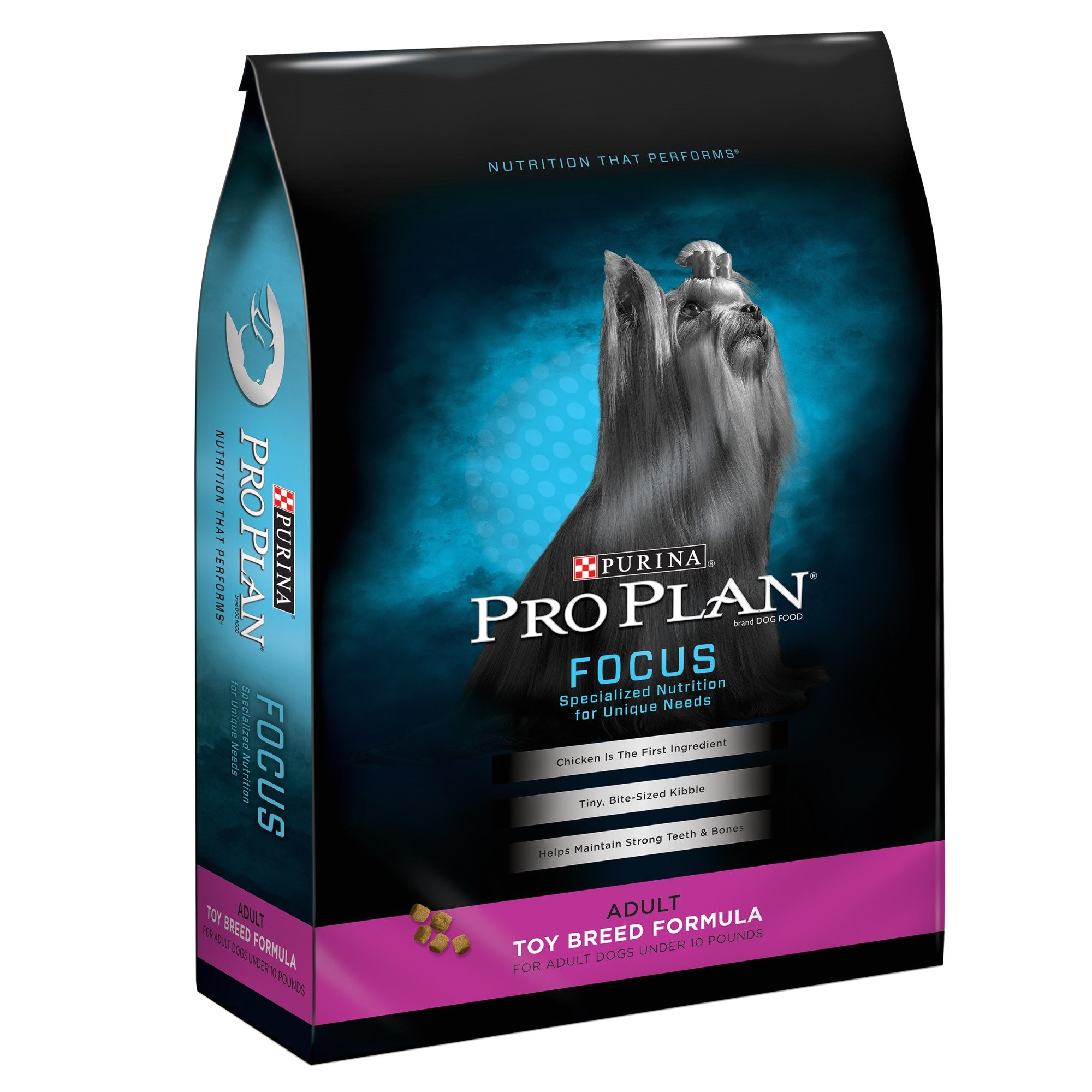 pro plan focus toy breed adult dog food