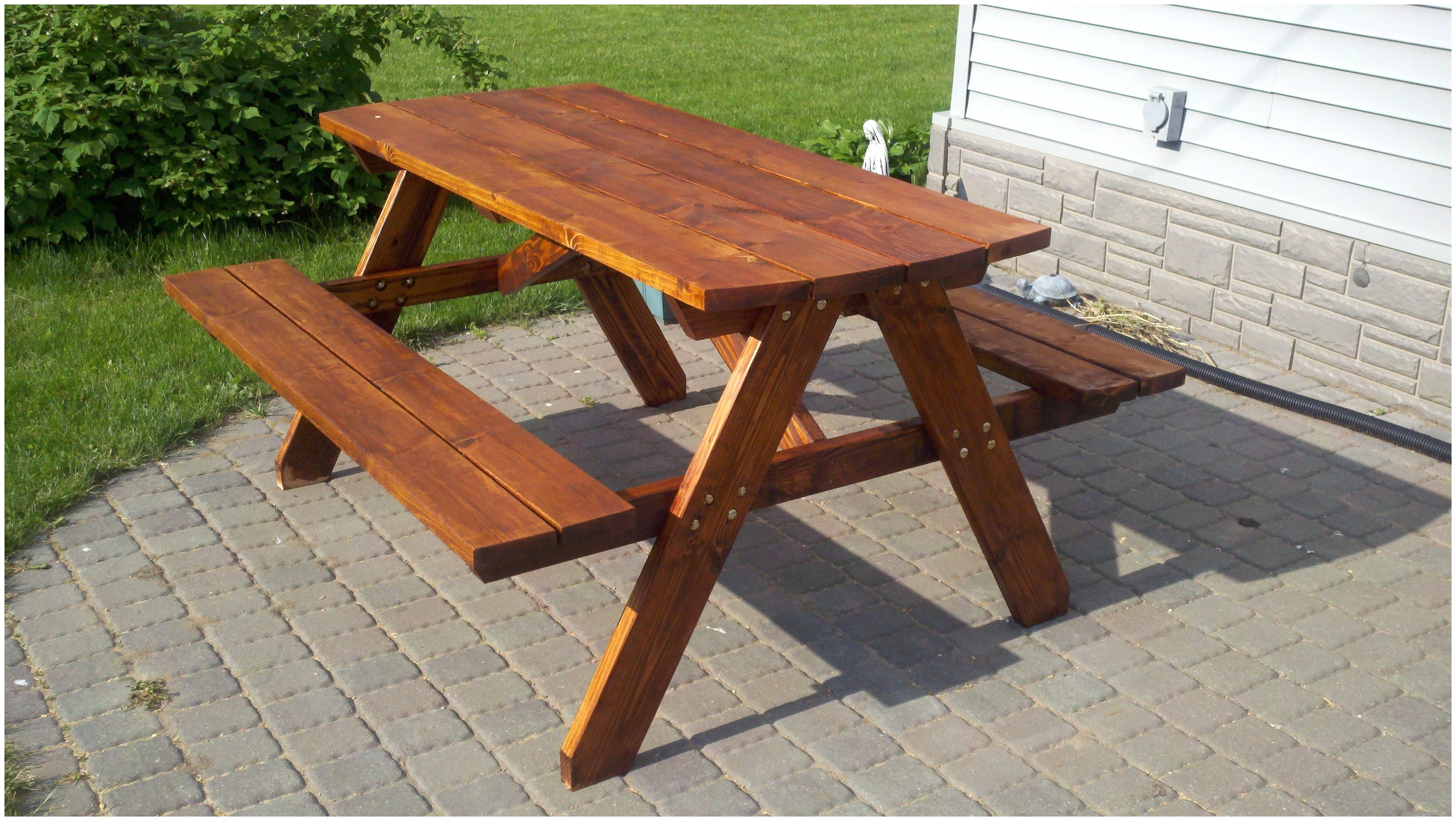 picnic table home depot