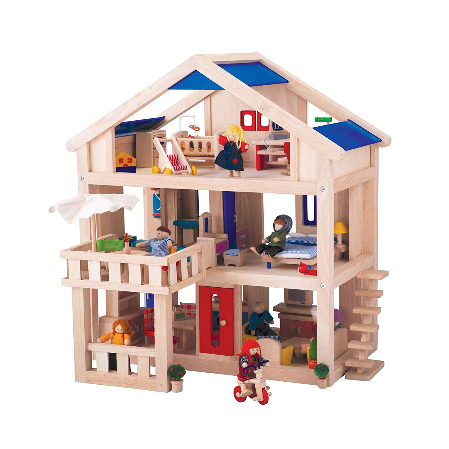 Plan toys Doll Houses 20 Amazing Doll Houses