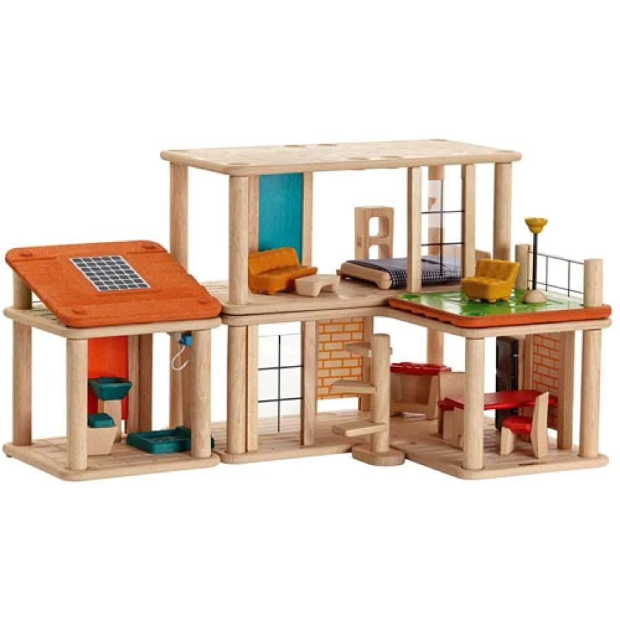 plan toys poppenhuis creative play house