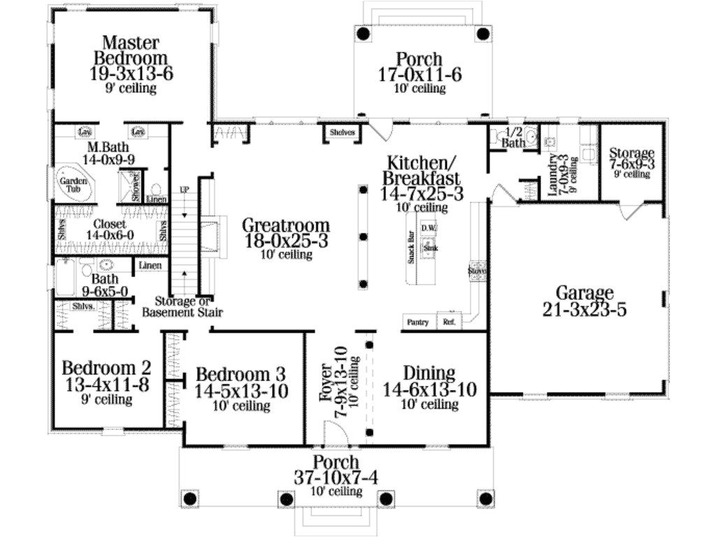unique floor plans