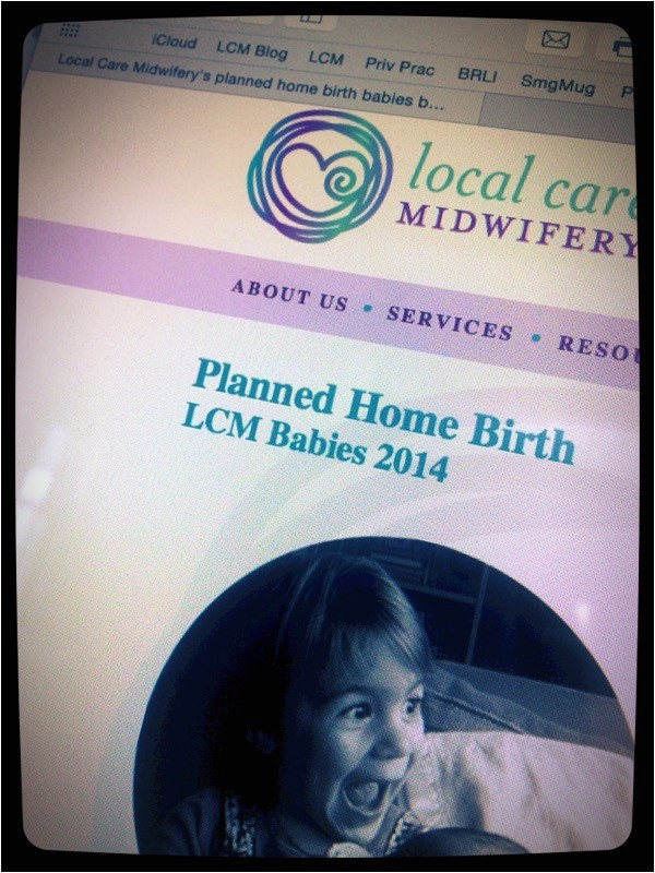 lcm planned home birth stats for 2014