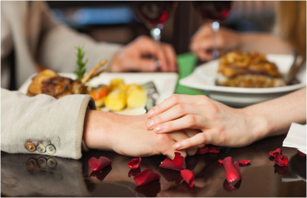 plan a romantic dinner date at home