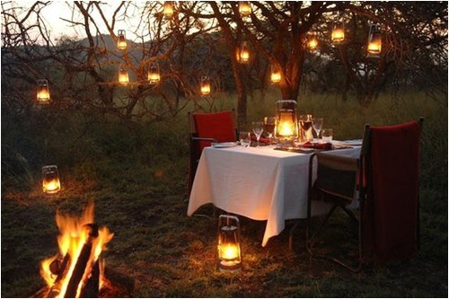5 tips for creating a romantic date at home
