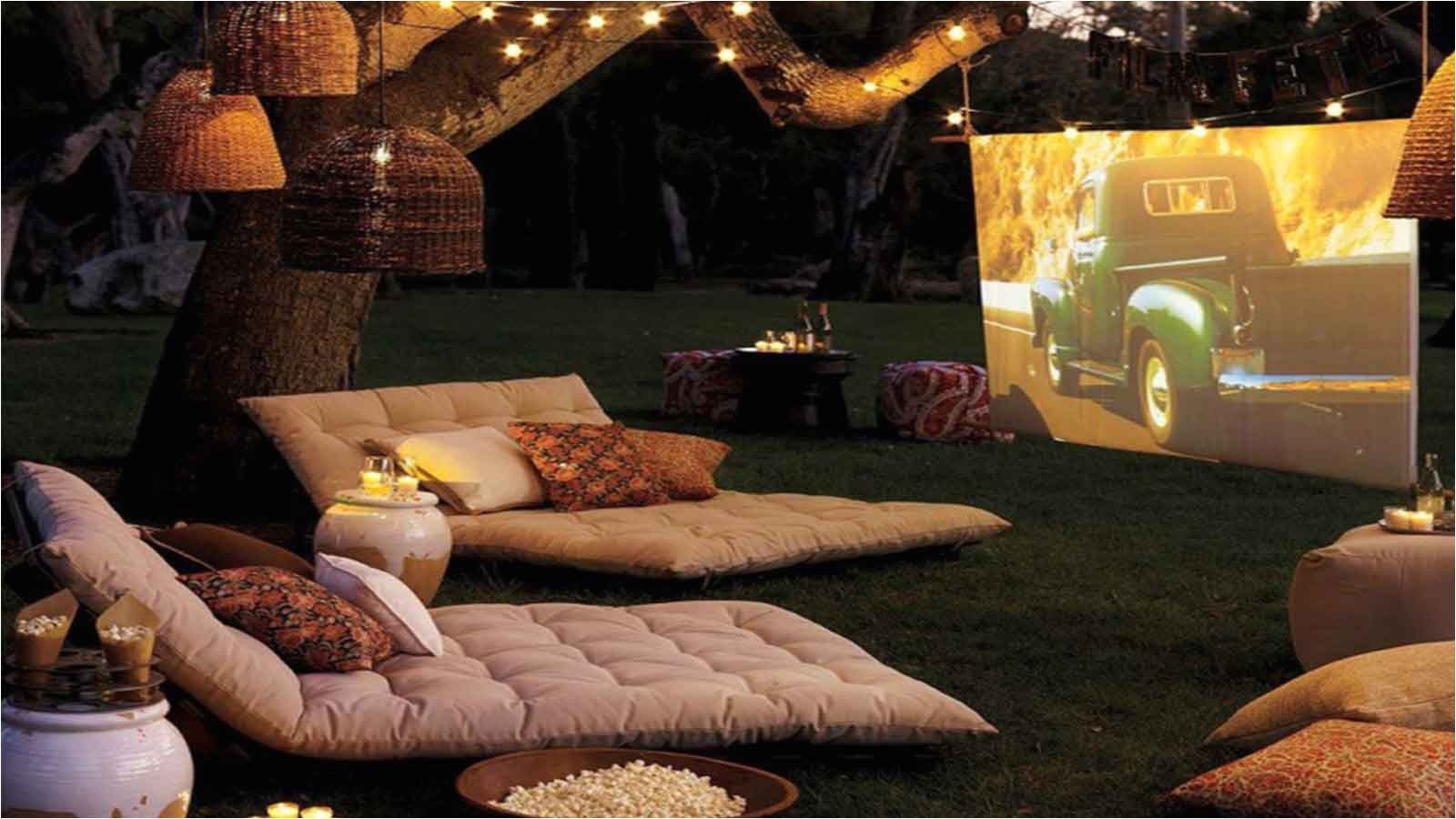 planning a romantic night at home