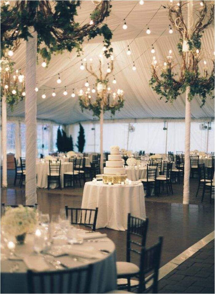 tent wedding receptions