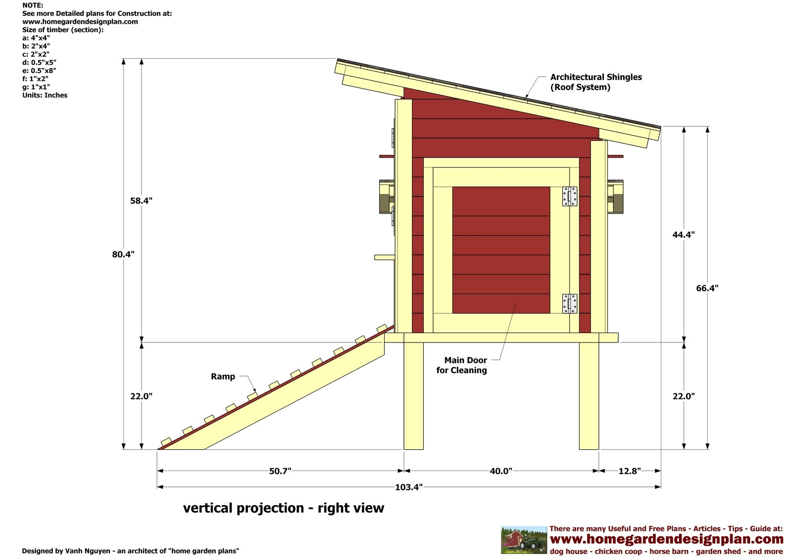 Plans for A Chicken House Home Garden Plans S300 Chicken Coop Plans Construction