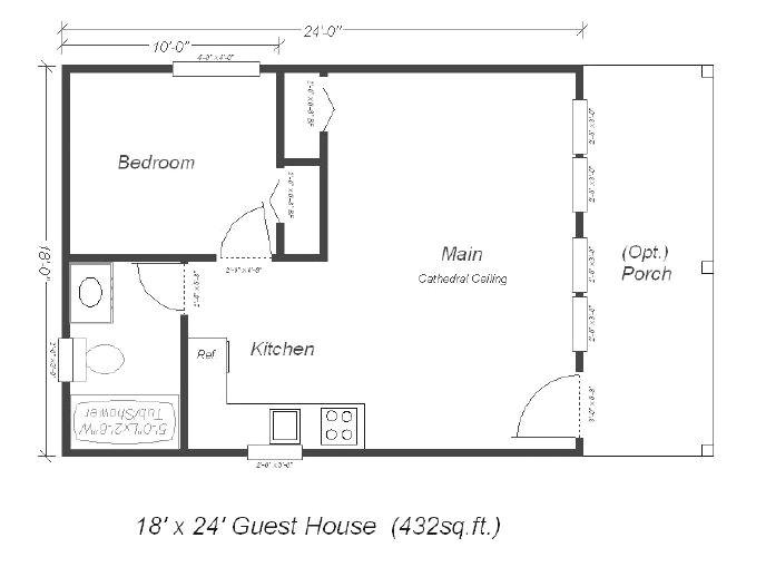 casita plans
