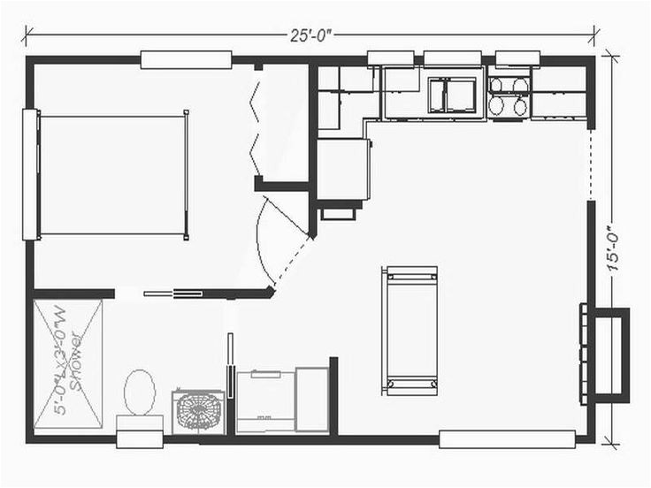 small guest house plans backyard guest house plans